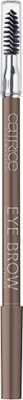 Контур для бровей со щеточкой CATRICE Eye Brow Stylist 040 Don't Let Me Brow'n коричневый: фото