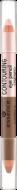 Контур, хайлайтер для глаз 2 в 1 Eye Contouring Pencil Essence 01 caramel meets frosting: фото