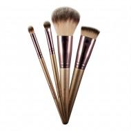Набор кистей для макияжа Champagne Brushes And Holder Makeup Revolution: фото