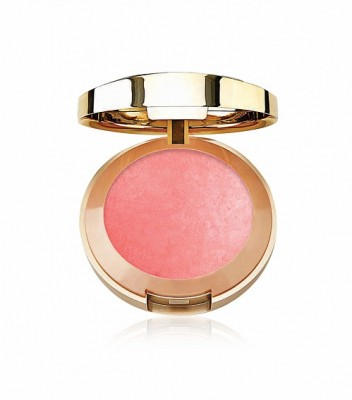 ЗАПЕЧЕННЫЕ РУМЯНА Milani Cosmetics BAKED BLUSH 01 DOLCE PINK: фото