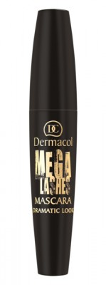 Тушь Dermacol Mega Lashes Dramatic Look Mascara: фото