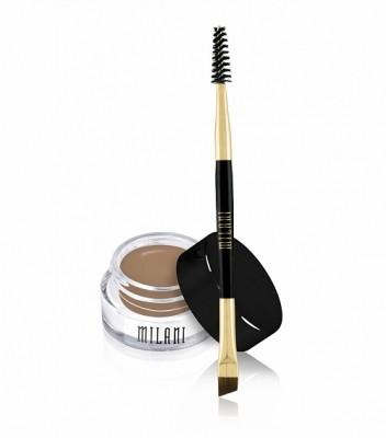 СТОЙКИЙ ГЕЛЬ ДЛЯ БРОВЕЙ Milani Cosmetics SOFT BROWN STAY PUT BROW COLOR 01 SOFT BROWN: фото