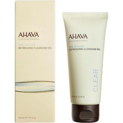 Освежающий гель для очищения кожи Ahava Time To Clear 100 мл: фото
