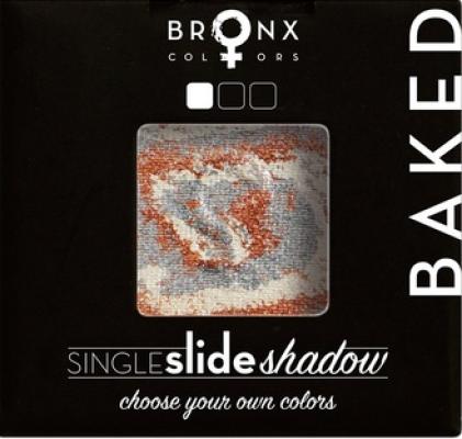Тени для век Bronx Colors Single Slide Baked Shadow Jupiter SCBS02: фото