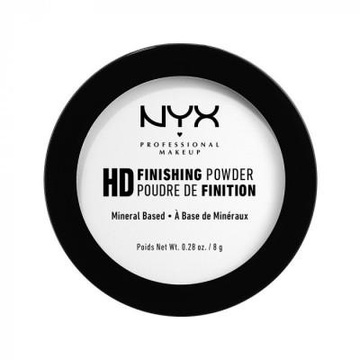 Компактная пудра NYX Professional Makeup High Definition Finishing Powder – Translucent 01: фото