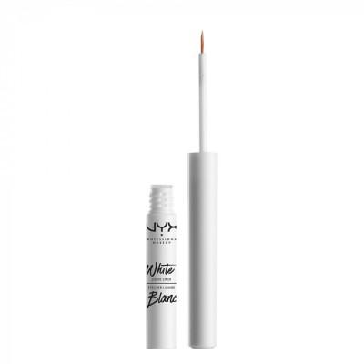 Лайнер для глаз NYX Professional Makeup Vinyl Liquid Liner - White 01: фото