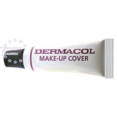 Тональный крем Dermacol make-up cover - mini 208: фото
