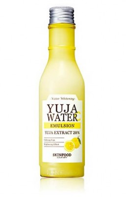 Тонер освежающий с витамином С SKINFOOD Yuja Water Toner: фото