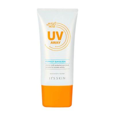 Солнцезащитный крем It's Skin UV Away Perfect Sun Block освежающий 50мл: фото