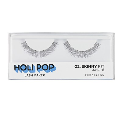 Накладные ресницы Holika Holika HOLI POP LASH MAKER 02 SKINNY FIT: фото