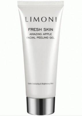 Пилинг-гель для лица яблочный LIMONI Amazing Apple Facial Peeling Gel 100 мл: фото
