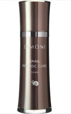 Интенсивный тонер для лица с экстрактом секреции улитки LIMONI Snail Intense Care Toner 100 мл: фото