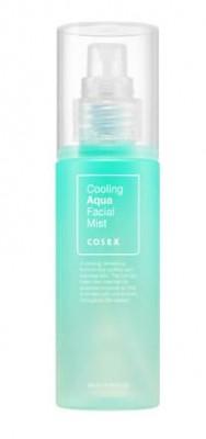 Охлаждающий и увлажняющий мист COSRX Cooling Aqua Facial mist 80мл: фото