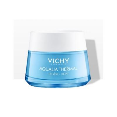 Крем легкий для нормальной кожи VICHY Aqualia Thermal 50мл: фото