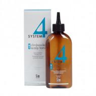 """Тоник терапевтический """"Т""""для питания и укрепления волос SIM SENSITIVE System4 200мл: фото"""