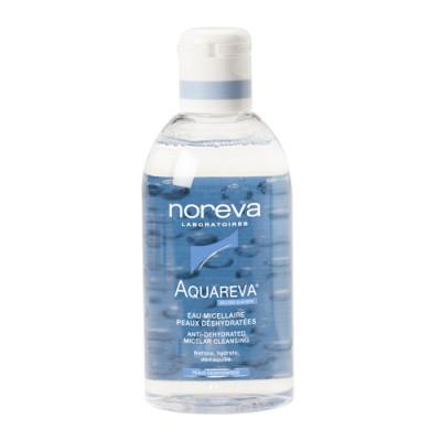Мицеллярная вода для обезвоженной кожи Noreva Aquareva 250 мл: фото