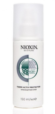 Спрей термозащитный Nioxin 3D Styling Therm Activ Protector 150 мл: фото