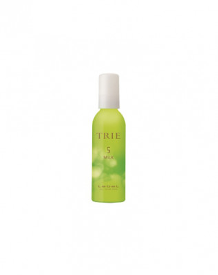 Молочко для укладки волос средней фиксации Lebel TRIE MILK 5 140мл: фото