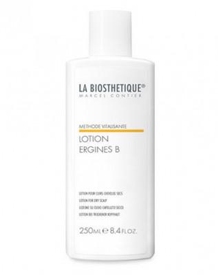 Лосьон для сухой кожи головы La Biosthetique Ergines B 100мл: фото