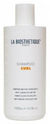 Шампунь для кудрявых и вьющихся волос La Biosthetique Care Shampoo Curl 1000 мл: фото