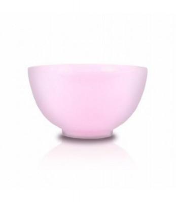 Чаша для размешивания маски 500cc Rubber Bowl Middle Pink 500cc: фото