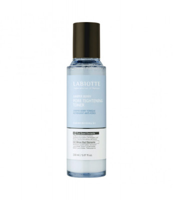 Пенка для умывания LABIOTTE JUNIPER BERRY PORE TIGHTENING CLEANSING FOAM 150мл: фото