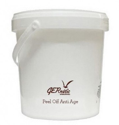 Маска пластифицирующая для лица GERnetic Peel Off Anti-Age 500 г: фото