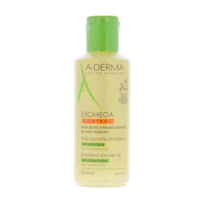 Масло смягчающее очищающее A-Derma Exomega Control 200 мл: фото