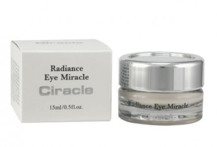 Крем для глаз Ciracle Radiance Eye Miracle 15мл: фото