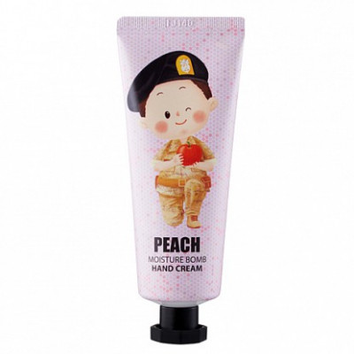 Крем для рук FASCY Tino Hand Cream PEACH 40мл: фото