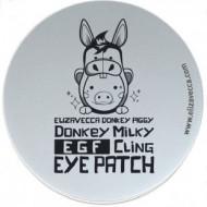 Патчи для глаз Elizavecca Donkey Piggy Donkey Milky EGF Сling Eye Patch 60шт: фото