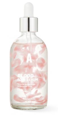 Сыворотка для лица отбеливающая REALSKIN Blood Rose Serum 100мл: фото