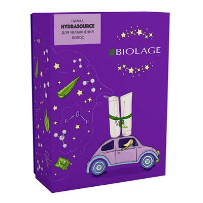 Набор MATRIX Biolage Hydrasource: Шампунь увлажняющий 250мл + Кондиционер увлажняющий 200 мл: фото