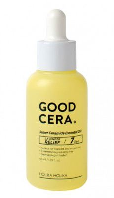 Масло универсальное Holika Holika Good Cera Super Ceramide Essential Oil 40 мл: фото
