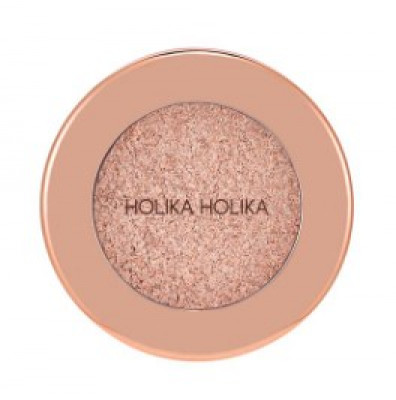 Тени-фольга для век Holika Holika Foil Shock Shadow 02 Dusty Walnut, шампанское 1,9 г: фото