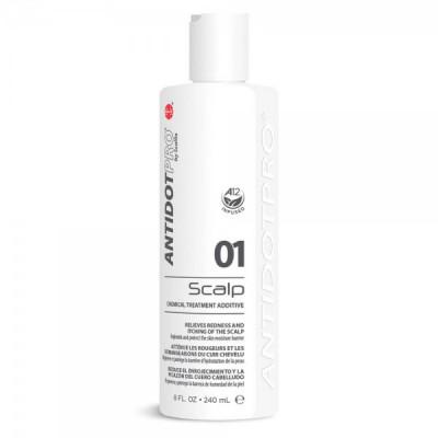 Эмульсия для защиты кожи головы AntidotPro Scalp 01 240мл: фото