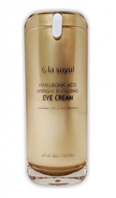 Крем вокруг глаз с гиалуроновой кислотой La Soyul Hyaluronic Acid Intensive Revitalizing Eye Cream 30 мл: фото