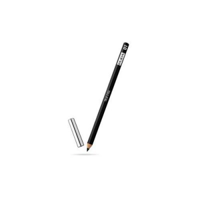 Карандаш для век PUPA True Eyes Eyeliner Pencil т.01 черный: фото
