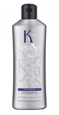 Шампунь для сухой и чувствительной кожи головы KeraSys 180 мл: фото
