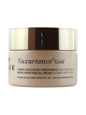 Питательный восстанавливающий антивозрастной крем для лица NUXE NUXURIANCE COLD 50 мл: фото