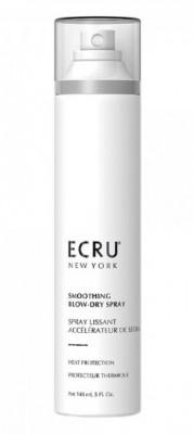 Спрей разглаживающий для укладки феном ECRU Smoothing Blow-Dry Spray 148мл: фото